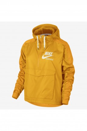 جاكيت نسائي رياضي Nike - اصفر