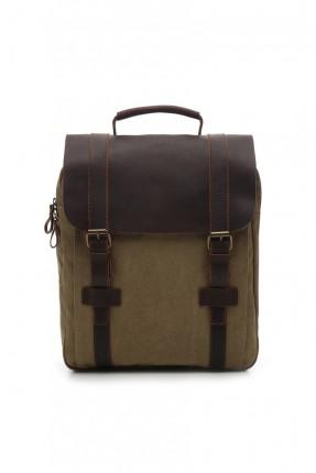 حقيبة يد رجالية - بيج