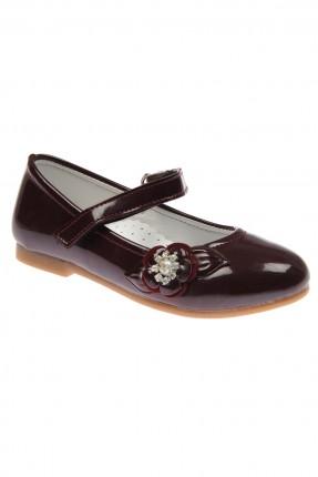 حذاء اطفال بناتي - خمري