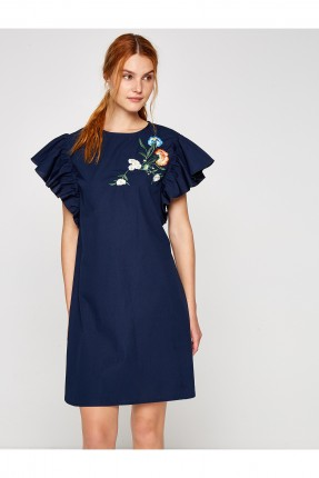 فستان نسائي سبور - نيلي