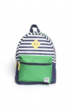 حقيبة ظهر اطفال ولادي_ ازرق داكن