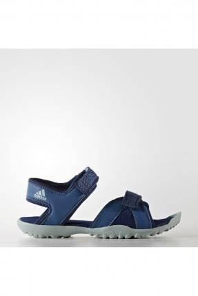 صندل اطفال ولادي adidas - ازرق داكن