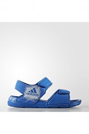 صندل اطفال ولادي adidas - ازرق