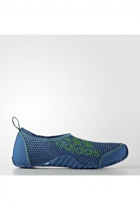 خفافة اطفال بناتي adidas - ازرق داكن.