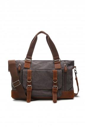 حقيبة يد نسائية مع جيب