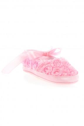حذاء  بيبي بناتي مزخرف بورد