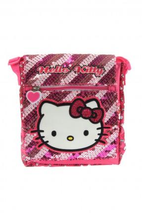 حقيبة يد اطفال بناتي مع طبعة كيتي