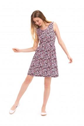 فستان سبور بناتي مزهر