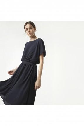 فستان سبور _ ازرق داكن