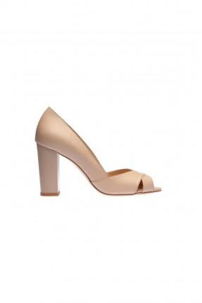حذاء نسائي _ بيج