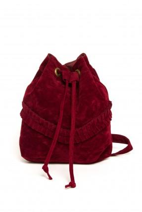 حقيبة ظهر اطفال بناتي _ خمري